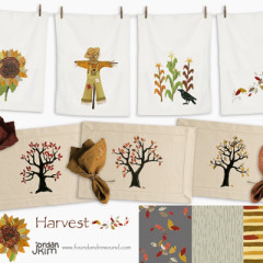 Harvest Home Decor 1