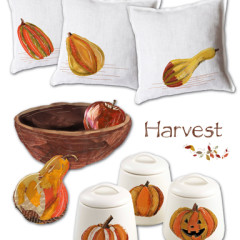 Harvest Home Decor 2