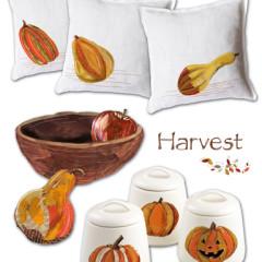 Harvest Home Decor 2