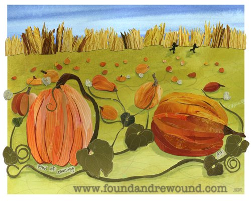 October Pumpkin Patch