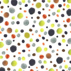 Spring Polka Dots