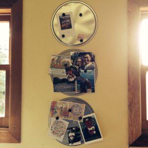 Jordan Kim Studio remodel magnet boards