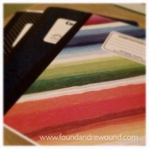 school supplies composition notebooks